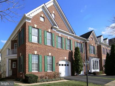 Fairfax Townhouse For Sale: 4323 Excelsior Place
