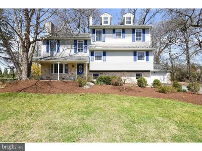 Paoli Single Family Home For Sale: 41 Greenlawn Road