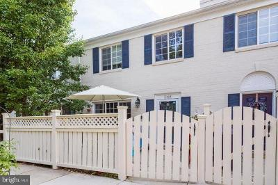 Townhouse For Sale: 1529 Van Dorn Street