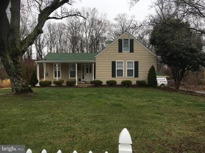 Accokeek Single Family Home For Sale: 14613 Livingston Road
