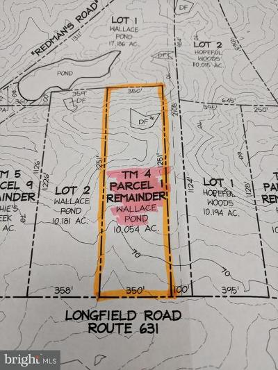 Westmoreland County Residential Lots & Land For Sale: Longfield Road