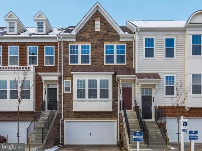 Laurel Townhouse For Sale: 9912 Cypress Way