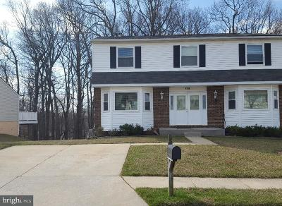 Randallstown MD Single Family Home For Sale: $259,900