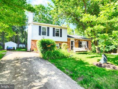 Jessup MD Single Family Home For Sale: $350,000