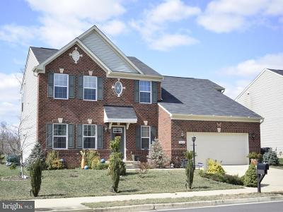 Frederick Single Family Home For Sale: 9906 Box Oak Court