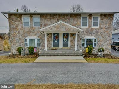Baltimore Multi Family Home For Sale: 8014 Fort Smallwood Road