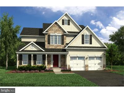 Douglassville Single Family Home For Sale: Plan 7 Green Meadow Drive