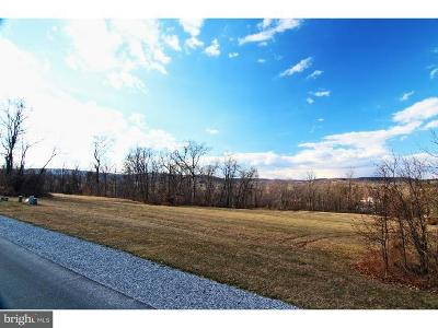 Birdsboro PA Residential Lots & Land For Sale: $129,000