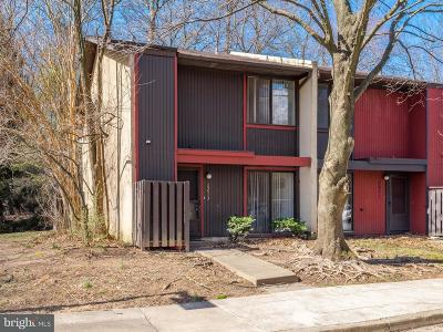 Reston Townhouse For Sale: 2273 Coppersmith Square