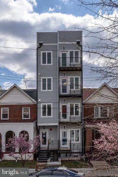 Brookland Townhouse For Sale: 911 Evarts Street NE