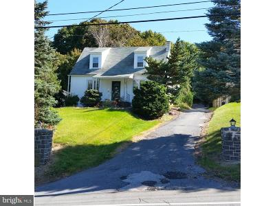 Reading Single Family Home Under Contract: 1420 Old Lancaster Pike