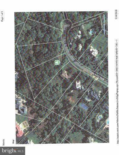 Rockville Residential Lots & Land For Sale: 9320 Belle Terre Way