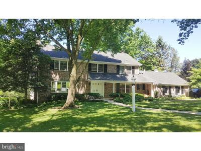 Wyomissing Single Family Home For Sale: 1500 Old Mill Road
