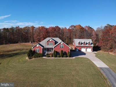 Frederick County, Harrisonburg City, Page County, Rockingham County, Shenandoah County, Warren County, Winchester City Single Family Home For Sale: 415 Totten Lane