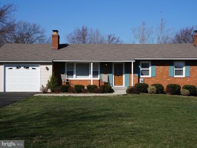 Fauquier County Single Family Home For Sale: 5092 Broad Run Church Road