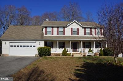 Mechanicsville Single Family Home For Sale: 38920 Corriander Court