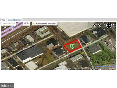 Bucks County Commercial Active Under Contract: Lot 079 Marshall Lane