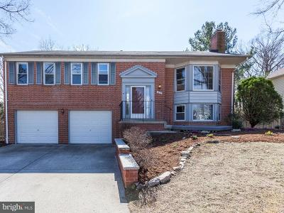 Springfield Single Family Home For Sale: 7819 Richfield Road
