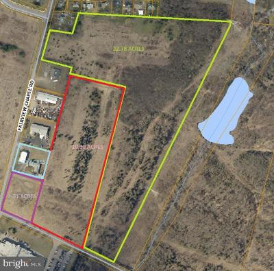 Birdsboro Residential Lots & Land For Sale: 487 Fairview Chapel Road