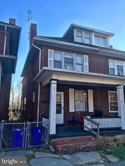 Harrisburg Single Family Home For Sale: 1919 Mulberry Street