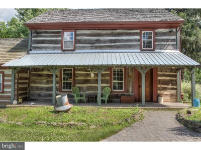 Single Family Home For Sale: 7841 Route 183