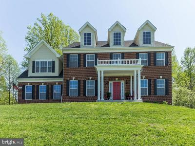 Sunderland Single Family Home For Sale: 835 Pushaw Station Road