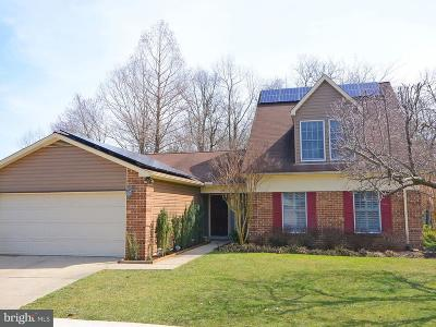 Annapolis Single Family Home For Sale: 849 Rudder Way