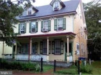 Mount Holly Multi Family Home For Sale: 84-86 Pine Street