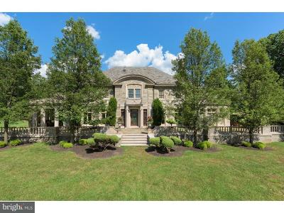 Wyomissing PA Single Family Home For Sale: $1,695,000