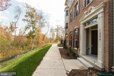 Odenton Townhouse For Sale: 1222 Chadwell Court