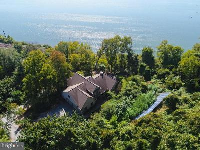 Single Family Home For Sale: 1460 Water Street