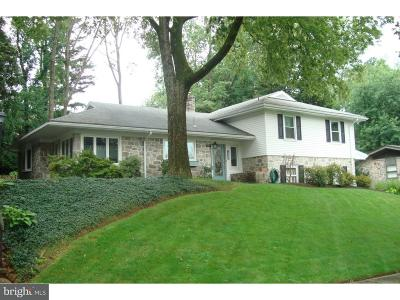 Wyomissing Single Family Home For Sale: 1514 Old Wyomissing Road