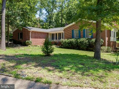 Fredericksburg City Single Family Home For Sale: 17 Seneca Terrace
