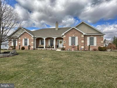 Palmyra Single Family Home For Sale: 294 Chesterfield Drive
