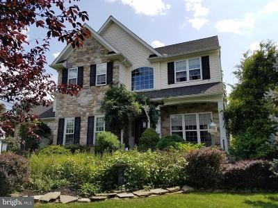 Nottingham Single Family Home Under Contract: 142 Fieldstone Drive