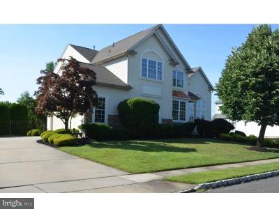 Mount Laurel Single Family Home For Sale: 4 Reserve Court