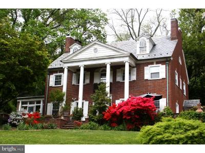 Single Family Home For Sale: 1807 Holly Road