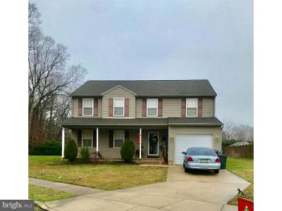 Cumberland County Single Family Home For Sale: 2505 Cavallo Drive