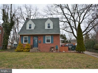 Pottstown Single Family Home For Sale: 335 W King Street