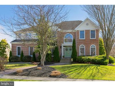 Mount Laurel Single Family Home For Sale: 129 Mountainview Road