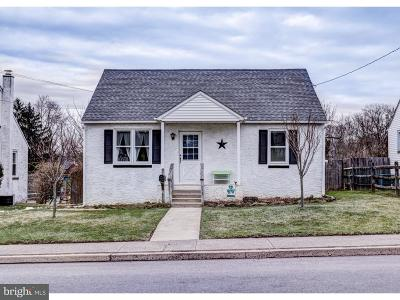 Pottstown Single Family Home For Sale: 473 State Street