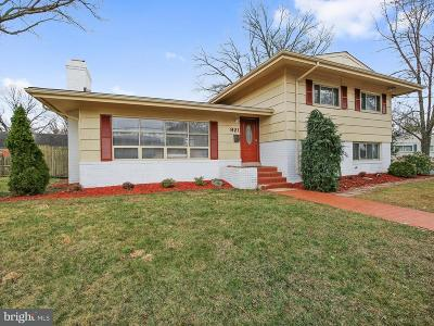 Silver Spring Single Family Home For Sale: 921 Northwest Drive