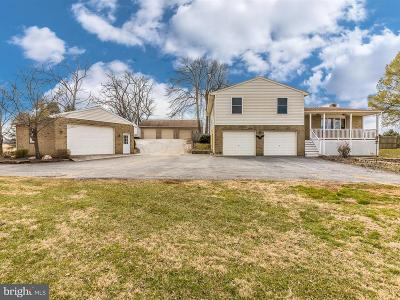 Single Family Home For Sale: 5130 Old Middletown Road