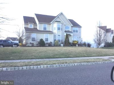 Monroe Twp Single Family Home Active Under Contract: 801 Renaissance Drive