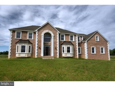 Robbinsville Single Family Home For Sale: 1 Sienna Court