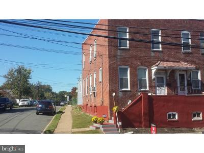 Ewing Single Family Home Under Contract: 1219 Prospect Street