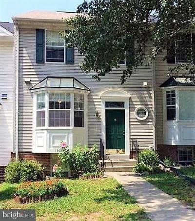 Bowie Rental For Rent: 13002 Silver Maple Court