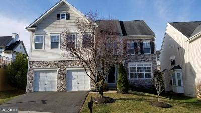 Manassas Single Family Home Active Under Contract: 8130 Breezy Knoll Drive
