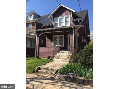 Trenton Single Family Home For Sale: 235 S Cook Avenue