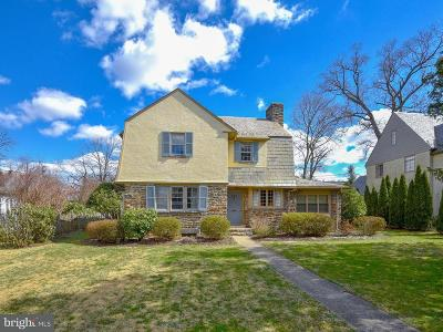 Guilford, Guilford/Jhu Single Family Home For Sale: 307 Wendover Road